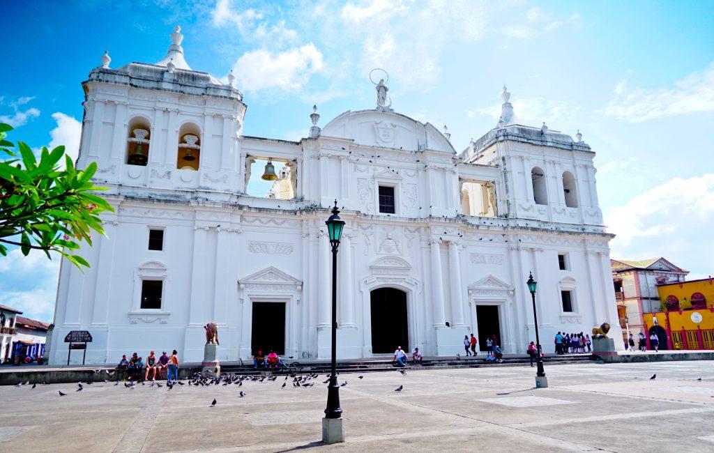 Cathedral de León, Nicaragua.